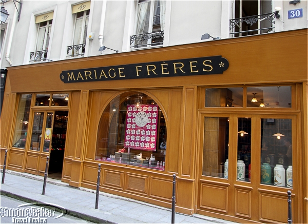 The Marriage Salon in the Marais