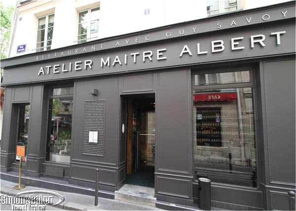 The front of Atelier Marie Albert