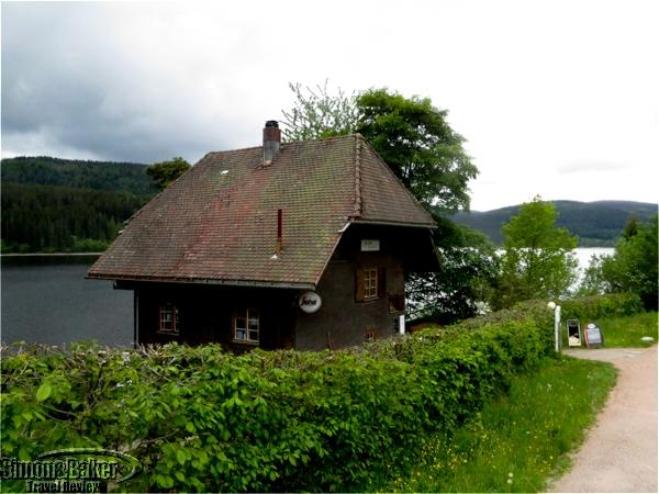Seecafé in Schluchsee