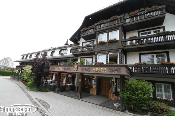 Hotel Adler in Häusern