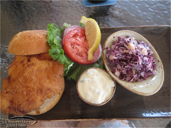 The grouper sandwich