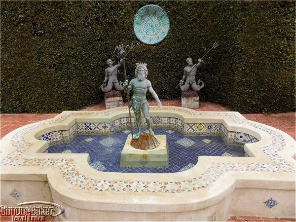 Why we enjoyed Santa Barbara garden