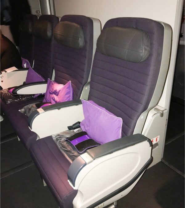 From US to NZ on Virgin Australia International Long Haul Premium