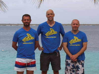 The Reef Smart team