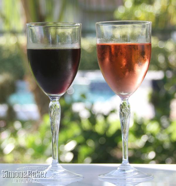Spanish wines we sampled via New Mexico
